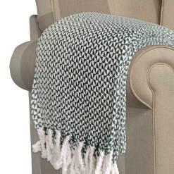Avioni Premium 100% Cotton Sofa Throws/Blankets