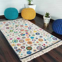 Avioni Carpets for Living Room – Kids Collection Garden in Room