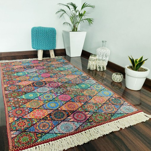 Avioni Carpet – Neo Modern Collection Persian Ethnic Multicolour