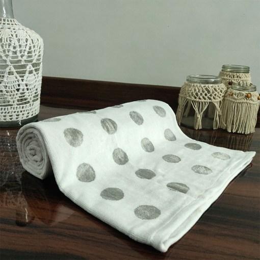 Save 7.5% With Bundle – Avioni 100% Cotton Premium & Luxury Soft Linen Bath Towels (Set of 3)