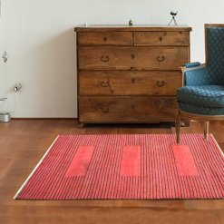 Avioni Durries Very Soft and Warm in Cotton and Chenille- 122 cm x 183 cm (4 x 6 feet)