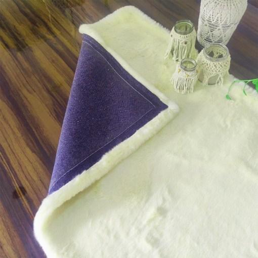 Soft Shaggy Premium Super Soft Luxury Rugs  – Cream – Avioni Carpets