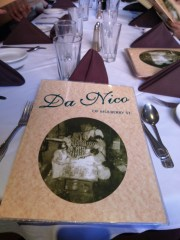 Da Nico Little Italy Restaurants