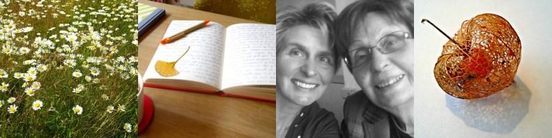 collage mijn moeder en ik 2
