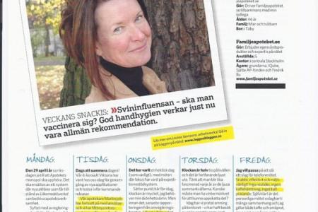 Louise Jansson gästbloggare Internetworld