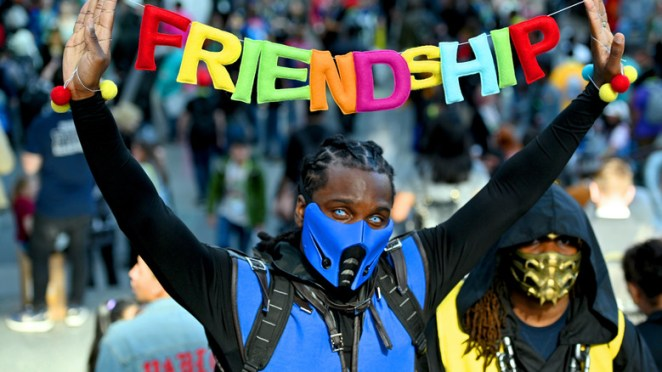 Sub-Zero Friendship