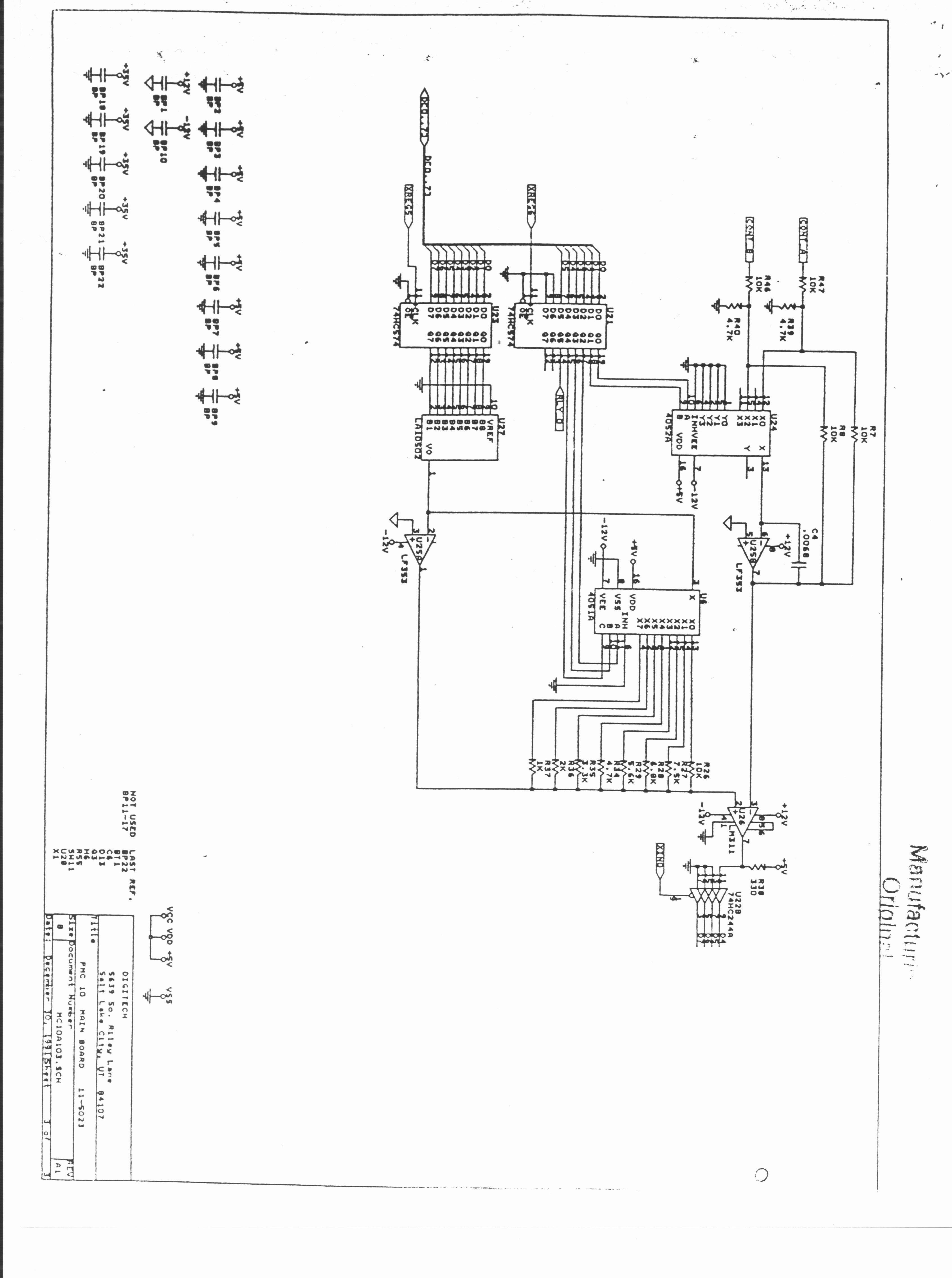 Digitech PMC-10 MIDI Foot Pedal