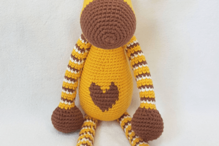Crochet toy amigurumi