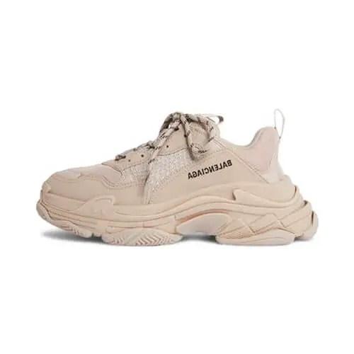 Balenciaga Sneakers Laces