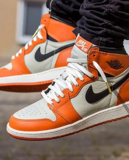 Jordan 1 Chicago Shoelaces