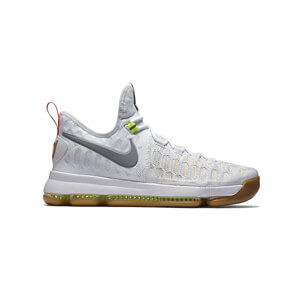 Nike Zoom KD 9 Shoelace Size
