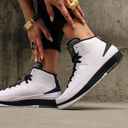 nike air jordan 2 wing it