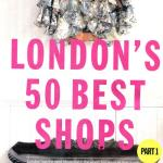 Time Out best London Shops