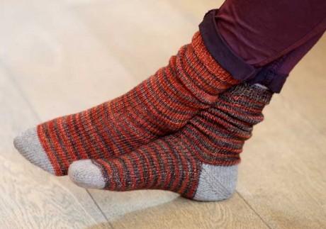 Juju Vale sock pattern