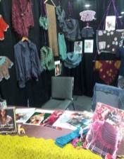 Loop Knitting booth