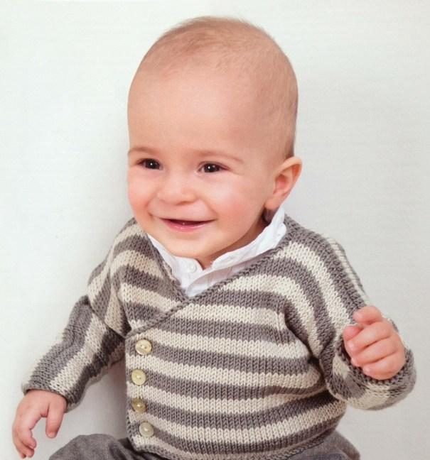 Rico Baby Merino DK Pattern 269