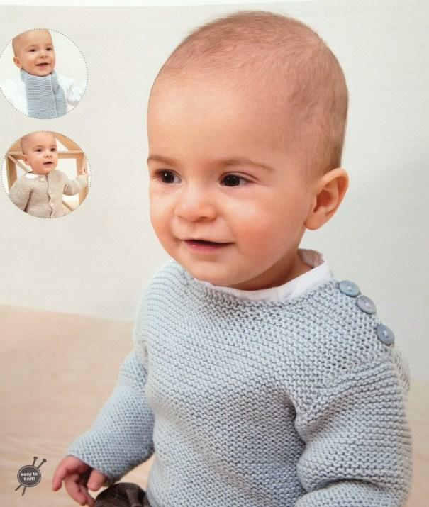 Rico Baby Merino DK Pattern 270. Loop, London