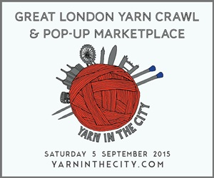 Yarn in the City Marketplace Badge