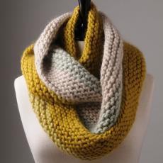 Luxurious But Simple Cowl