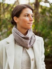 Pei Loop Scarf, Brookyn Tweed