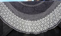 Islington Shawl by lzi