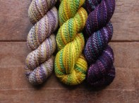 Dyed In The Wool in Payback, Narcissus & Nostalgia