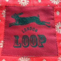 woven labels at loop london