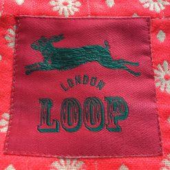 woven labels at loop london