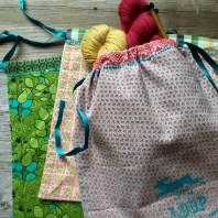 Loop London handmade Project Bags