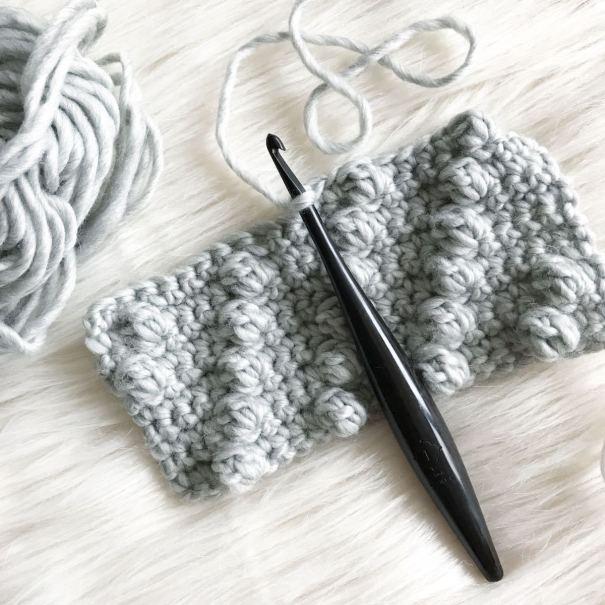 Ebony Streamline Furls Crochet Hook at Loop London