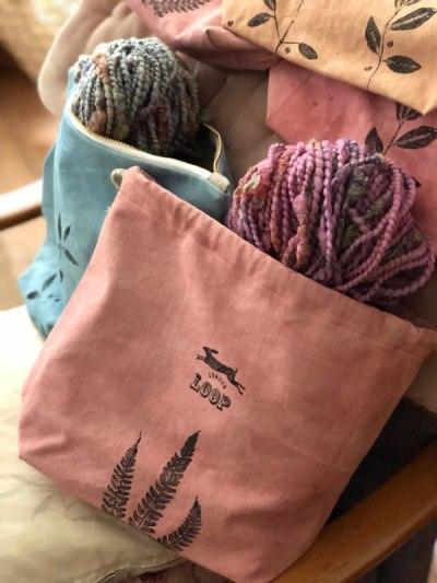 Kaliko Project bags at Loop London