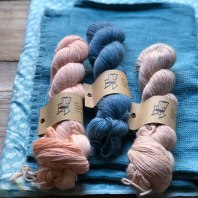 Old Maiden Aunt yarn at Loop London