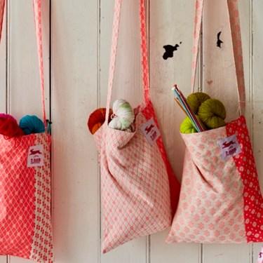 Pop Pink Bags at Loop London