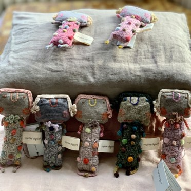Sophie Digard Alice dolls at Loop London