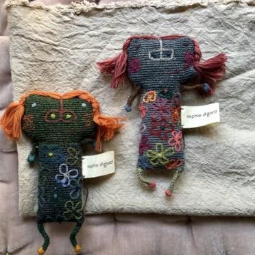 Sophie Digard Charlotte dolls at Loop London