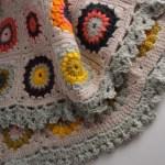 Sunburst Granny Blanket at Loop London-1