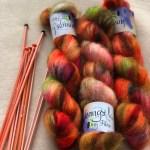 Qing Fibre Silk Mohair at Loop London