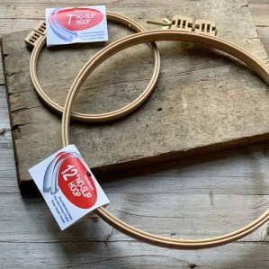 Morgan hoops at Loop London