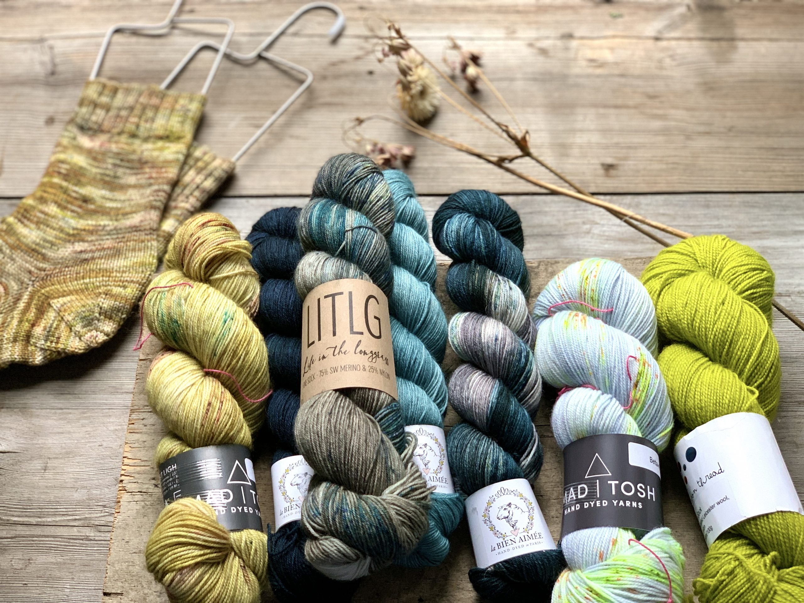 52 Weeks of Socks – a closer look and a giveaway!