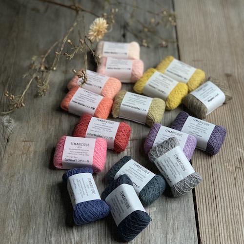 Temaricious Cotton Thread Bundles at Loop London