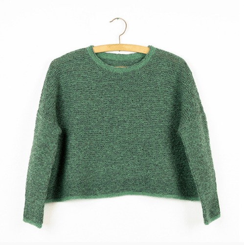 Torhild's Colours sweater at Loop London