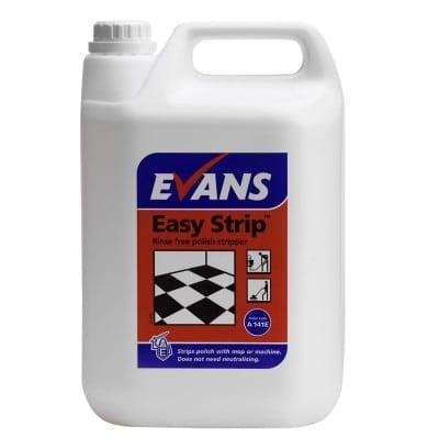 evans vanodine easy strip floor polish stripper