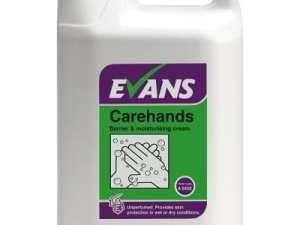 Evans - CAREHANDS Barrier & Moisturising Cream - 5 litre