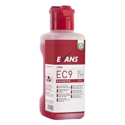 Evans - EC9 WASHROOM Cleaner & Descaler - 1 litre