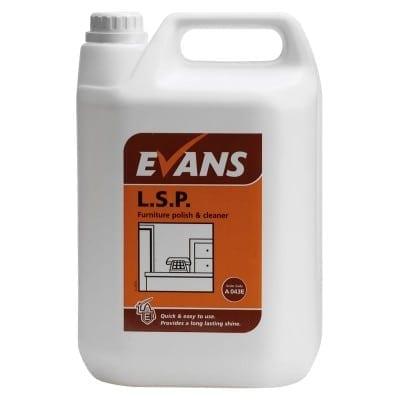 Evans - L.S.P. Multi Purpose Polish - 5 litre