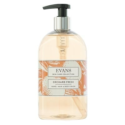 Evans - ORCHARD FRESH Hair and Body Wash - 500ml