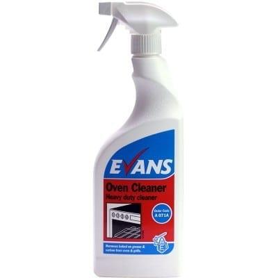 Evans - OVEN CLEANER - 1 x 750ml