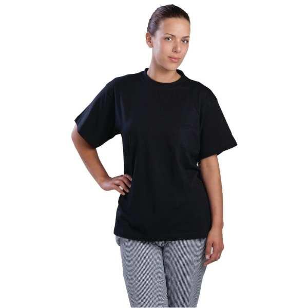 T-Shirt Black - Size M-0