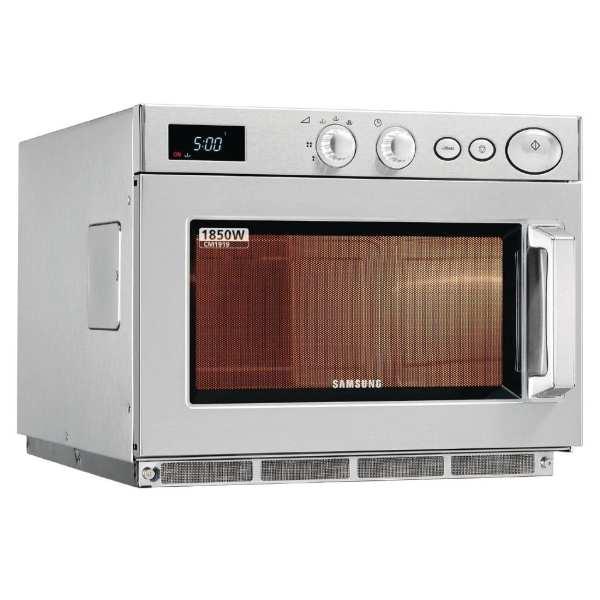 Samsung Microwave Manual Dial Heavy Duty - 1850watt 26Ltr-0