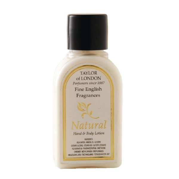 Natural Hand & Body Lotion - 30ml (Pack 250)